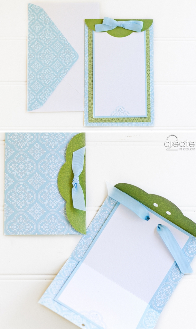 Stockpiling Blank Cards | 2Create in Color